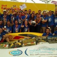 TEAM CALISSON IUT AIX GMP ECO MARATHON SHELL